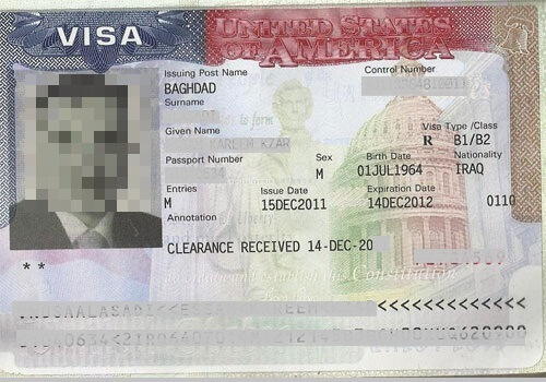 USA Marriage/Fiance Visa